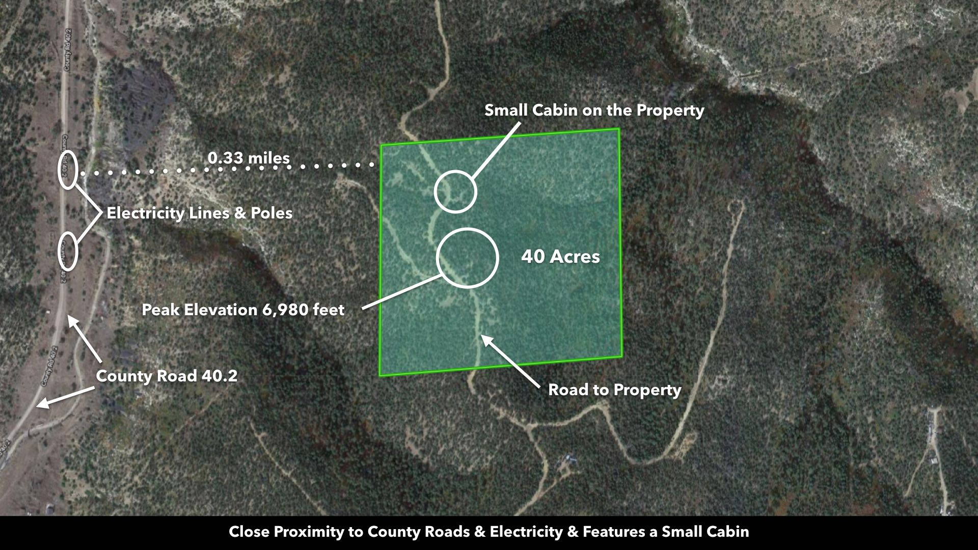 Mountain Land For Sale in Colorado near Trinidad, Walsenburg ... on las animas colorado, las animas high school, rocky mountain national park road map, co road map, pueblo west road map, sterling road map, las animas county courthouse, simpson road map, vail road map, central city road map, fort collins road map, las animas county plat map, las animas county records, longmont road map, roosevelt national forest road map, estes park road map, lafayette road map, broomfield road map, mount evans road map, quay county nm satlite map,